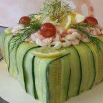 kabaret med agurk