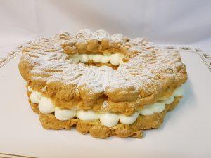 Vannbakkels kake